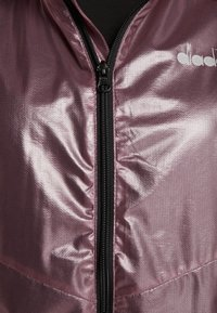 Diadora - X-RUN JACKET - Chaqueta de deporte - violet boysenberry - 6