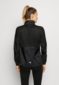 Diadora - LIGHTWEIGHT JACKET - Veste coupe-vent - black - 2