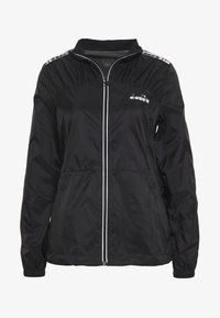 Diadora - LIGHTWEIGHT JACKET - Veste coupe-vent - black - 3