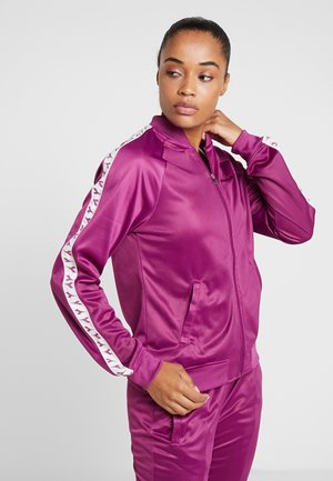 LIGHT SUIT CHROMIA - Tracksuit - violet raspberry