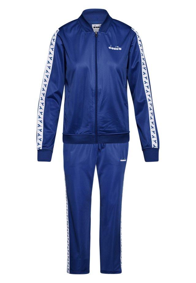 CHROMIA  - Tracksuit - 60132 - blu quarzo