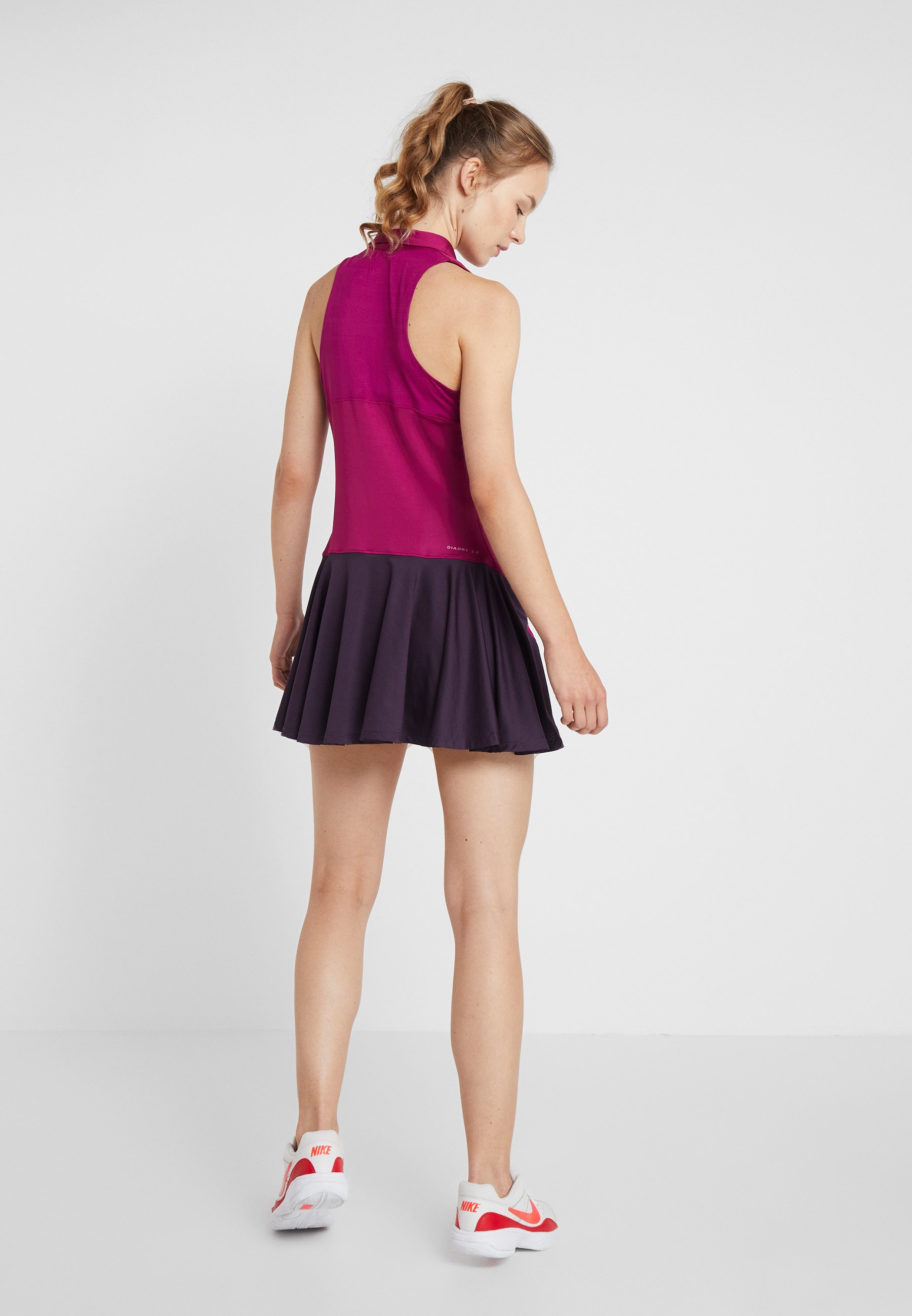 Dress ClayRobe Sport De Violet Boysenberry Diadora PnwXZN80Ok