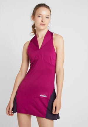 DRESS CLAY - Jurken - violet boysenberry