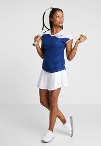 Diadora - COURT - Sportovní sukně - optical white - 1