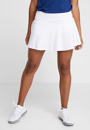 COURT - Sportovní sukně - optical white