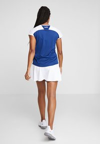 Diadora - COURT - Sportovní sukně - optical white - 2