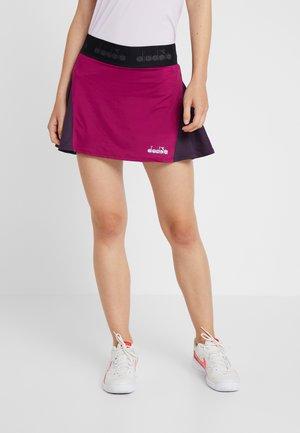 SKIRT - Sports skirt - violet boysenberry