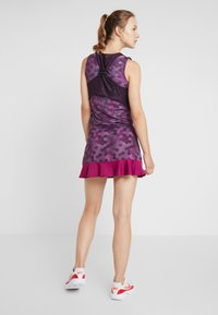 Diadora - SKIRT EASY TENNIS - Sports skirt - plum perfect/boysenberry - 2