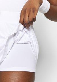 Diadora - SKIRT EASY TENNIS - Rokken - optical white - 4