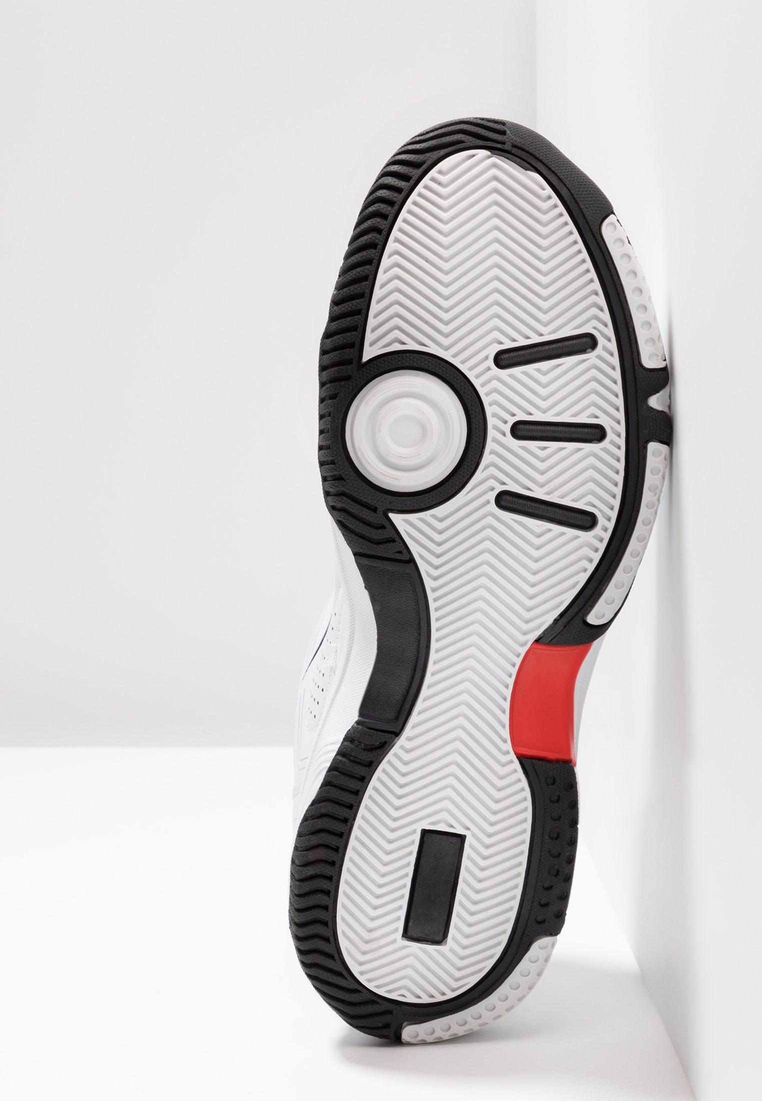 Diadora VOLEE 2 Allcourt tennissko whiteblackgrenadine