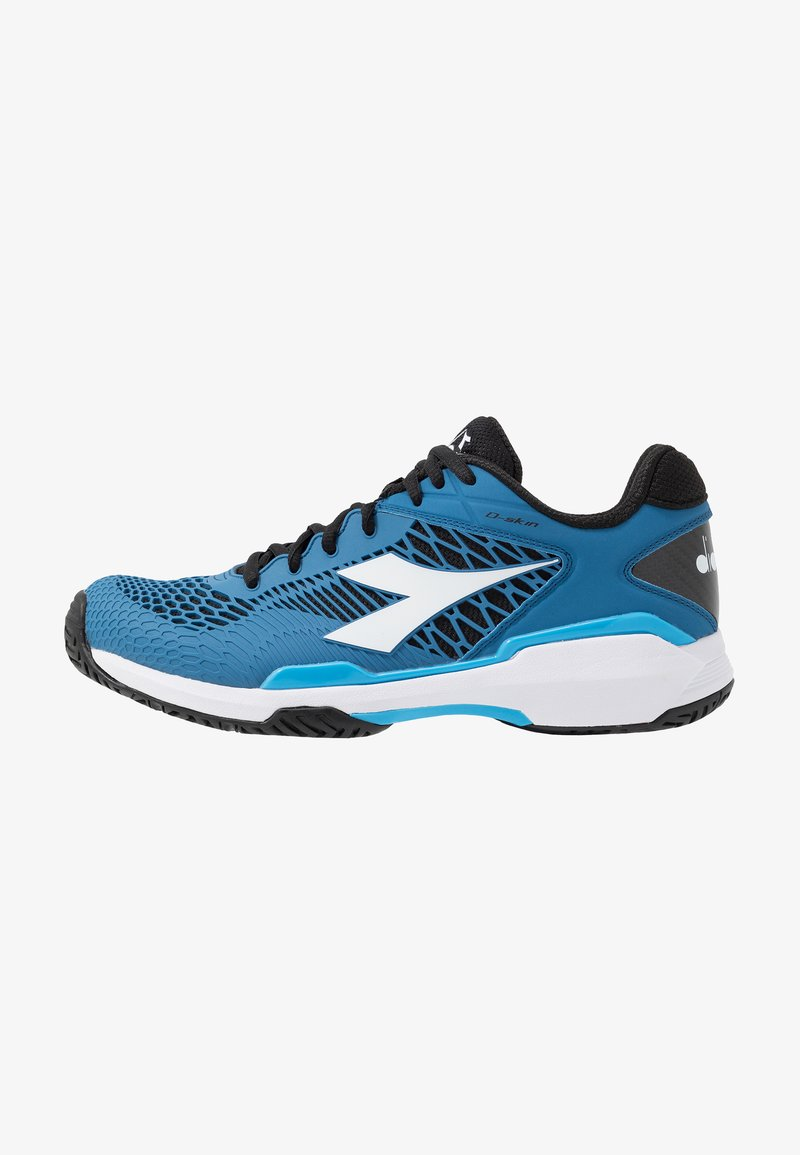 Diadora - SPEED COMPETITION 5 AG - Multicourt tennis shoes - deep water/white
