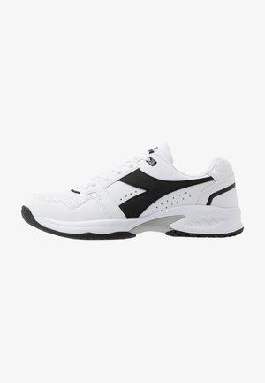 VOLEE 3 - Zapatillas de tenis para todas las superficies - white/black