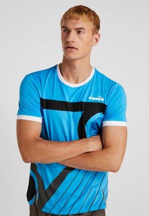 CLAY - T-shirt print - sky blue malibu
