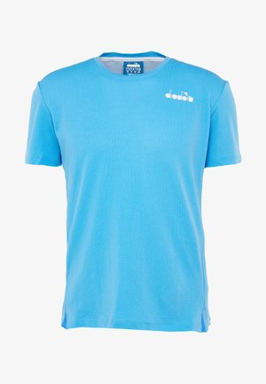 EASY TENNIS - T-shirt med print - sky blue malibu