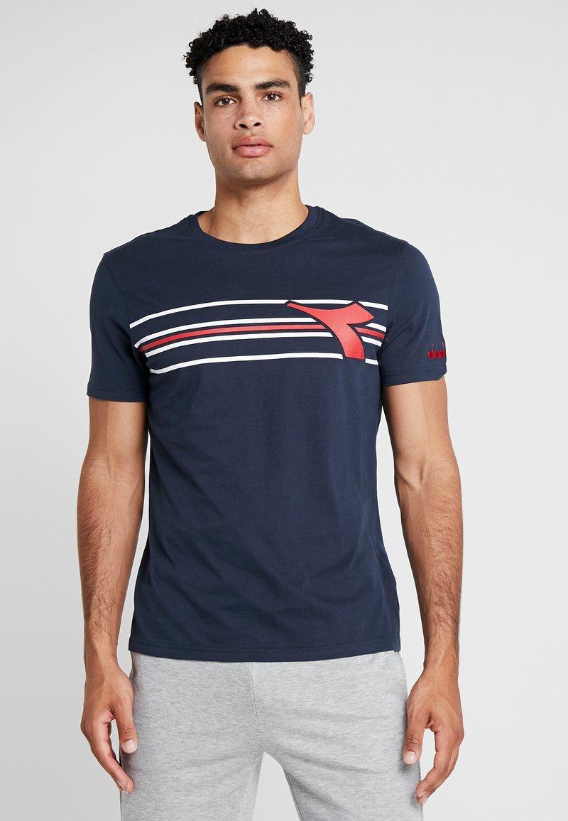 Diadora - FREGIO - T-shirt print - blue corsair