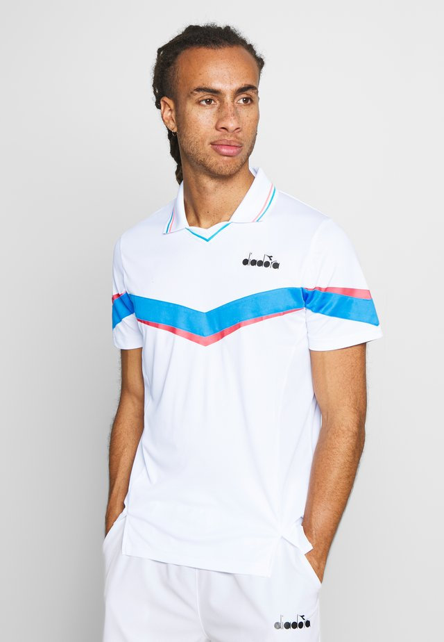 Poloshirt - optical white