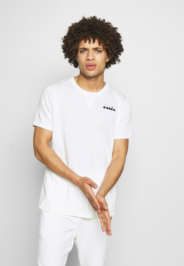EASY TENNIS - T-shirt basic - optical white