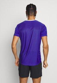 Diadora - RUN - Camiseta estampada - optical white - 2