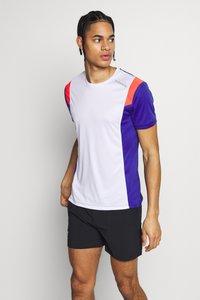 Diadora - RUN - Camiseta estampada - optical white - 0