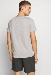 Diadora - CORE - Basic T-shirt - light middle grey melange