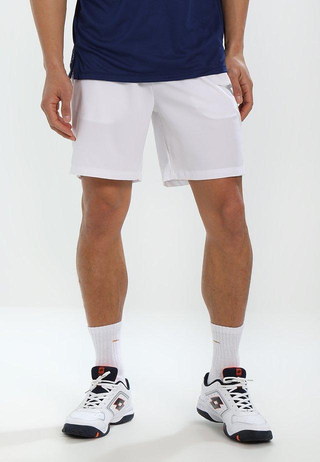 SHORT COURT - Sportovní kraťasy - optical white