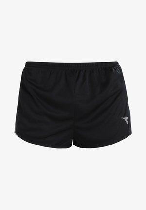RACE  TEAM - Pantalón corto de deporte - black