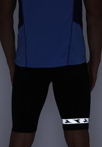 Diadora - SHORT TIGHTS - Collant - black - 4