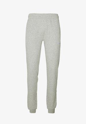 CUFF PANTS CORE - Tracksuit bottoms - light middle grey melange