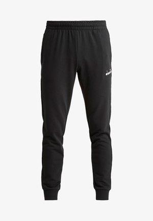 CUFF PANTS CORE - Pantalon de survêtement - black