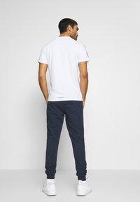Diadora - PANTS LOGO - Pantaloni sportivi - blue corsair - 2