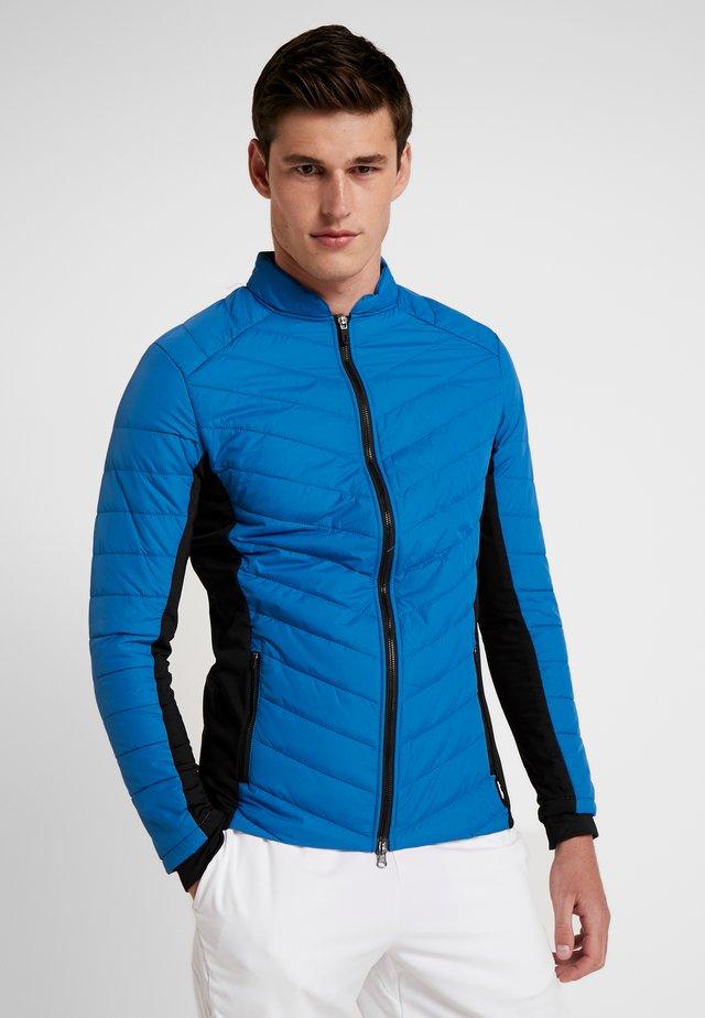 JACKET WORKOUT - Training jacket - blue deep water