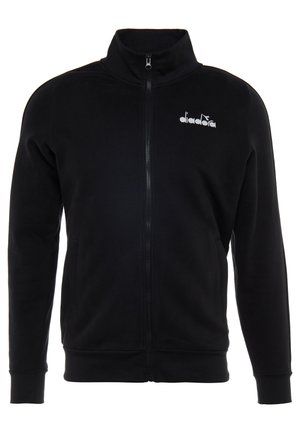 JACKET CORE - Zip-up hoodie - black