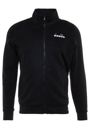JACKET CORE - veste en sweat zippée - black