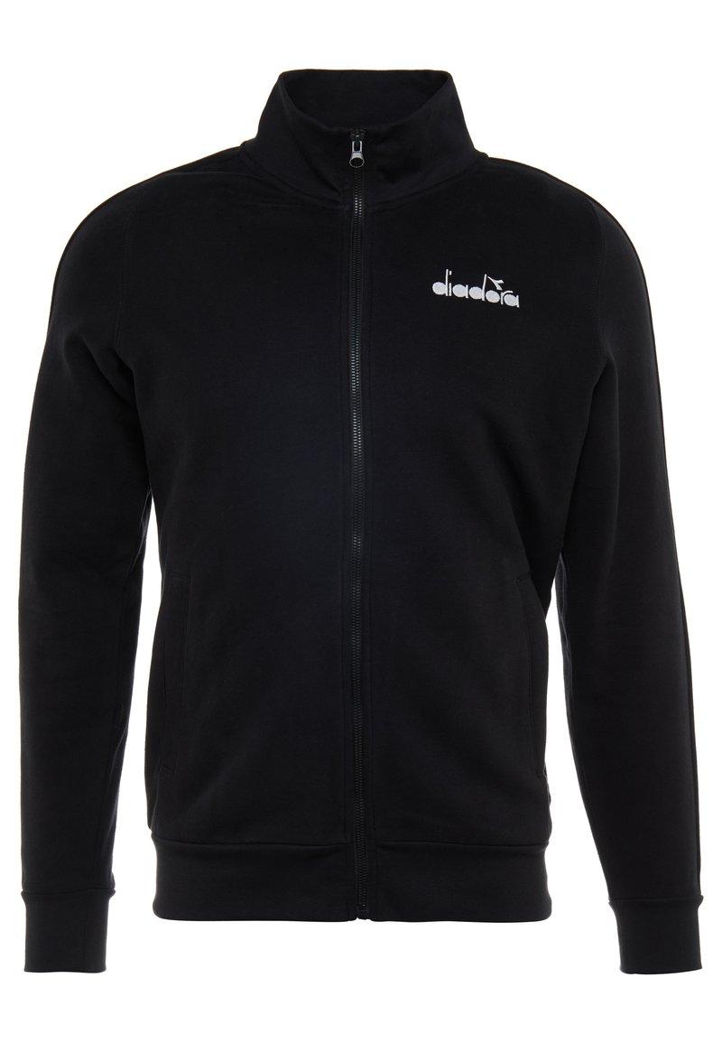 Diadora - JACKET CORE - Sweatjacke - black
