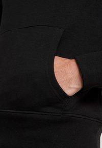 Diadora - CHROMIA - Jersey con capucha - black - 5