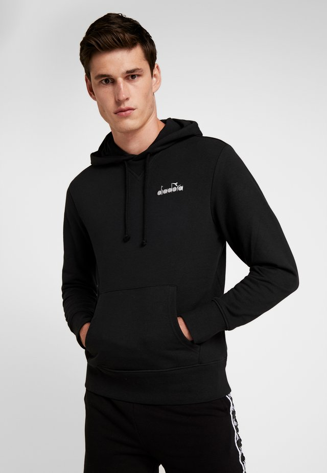 CHROMIA - Sweat à capuche - black