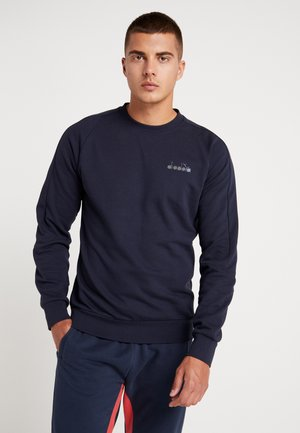 CREWNECK CHROMIA - Mikina - blue corsair