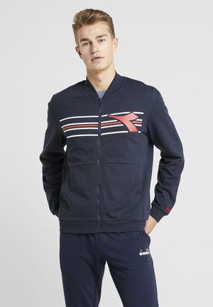 FREGIO - veste en sweat zippée - blue corsair