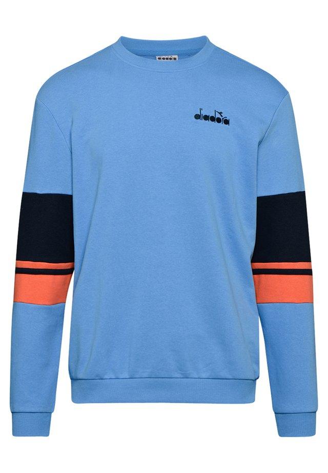 Sweatshirt - 65042 - blu azzurro