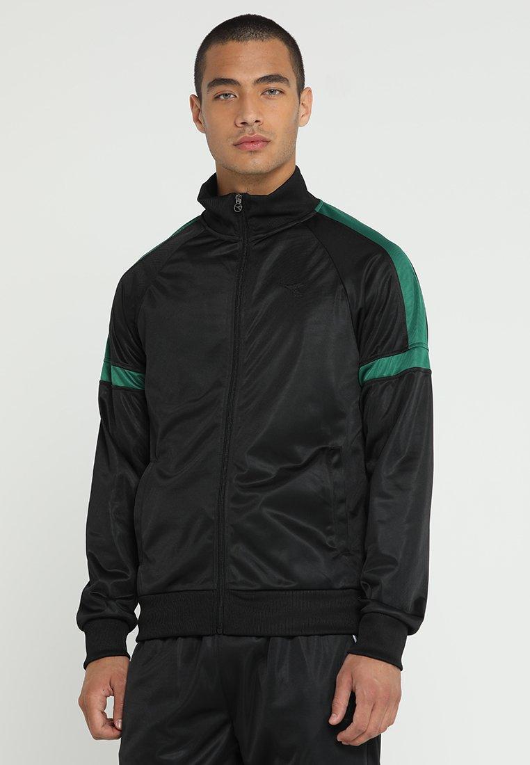 Diadora - CUFF SUIT CORE LIGHT - Trainingsanzug - black