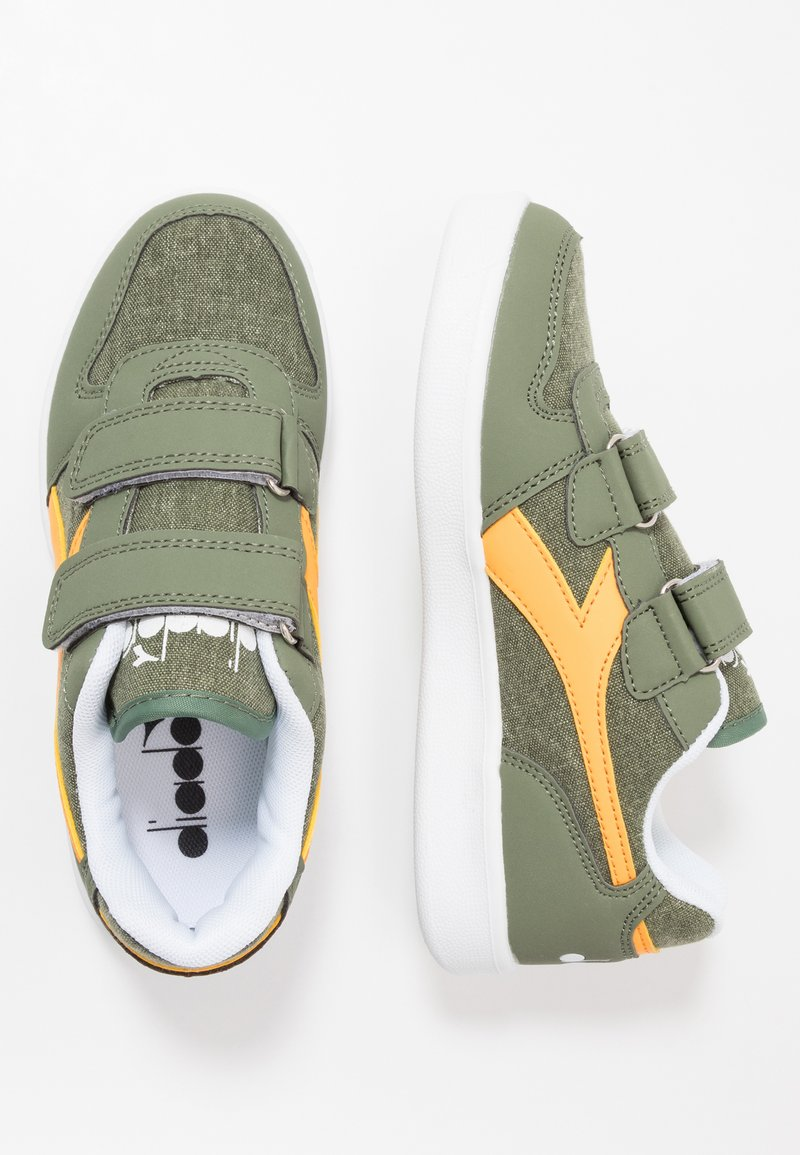 Diadora - PLAYGROUND - Chaussures d'entraînement et de fitness - green olivine