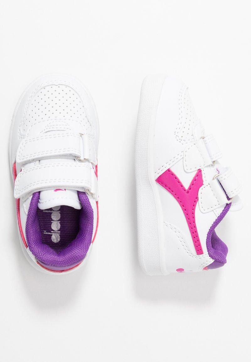 Diadora - PLAYGROUND - Sportovní boty - robinia violet