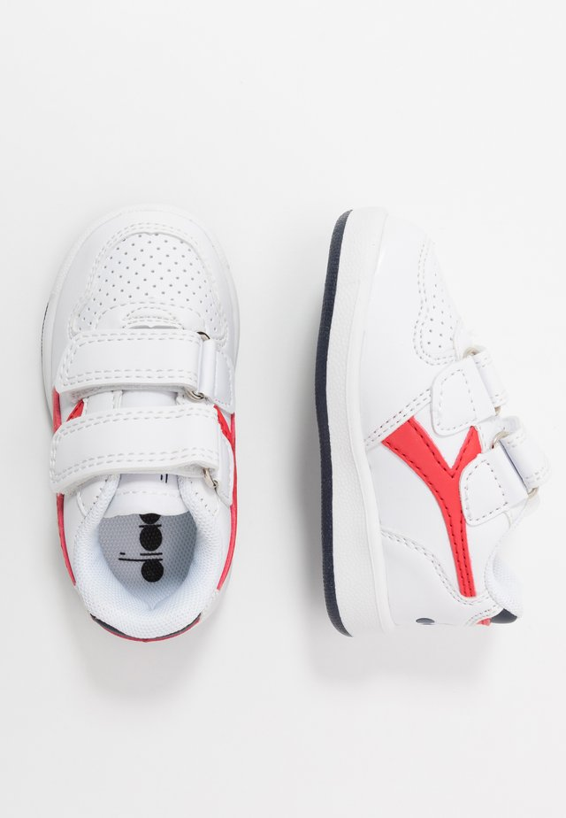 PLAYGROUND - Scarpe da fitness - white /red
