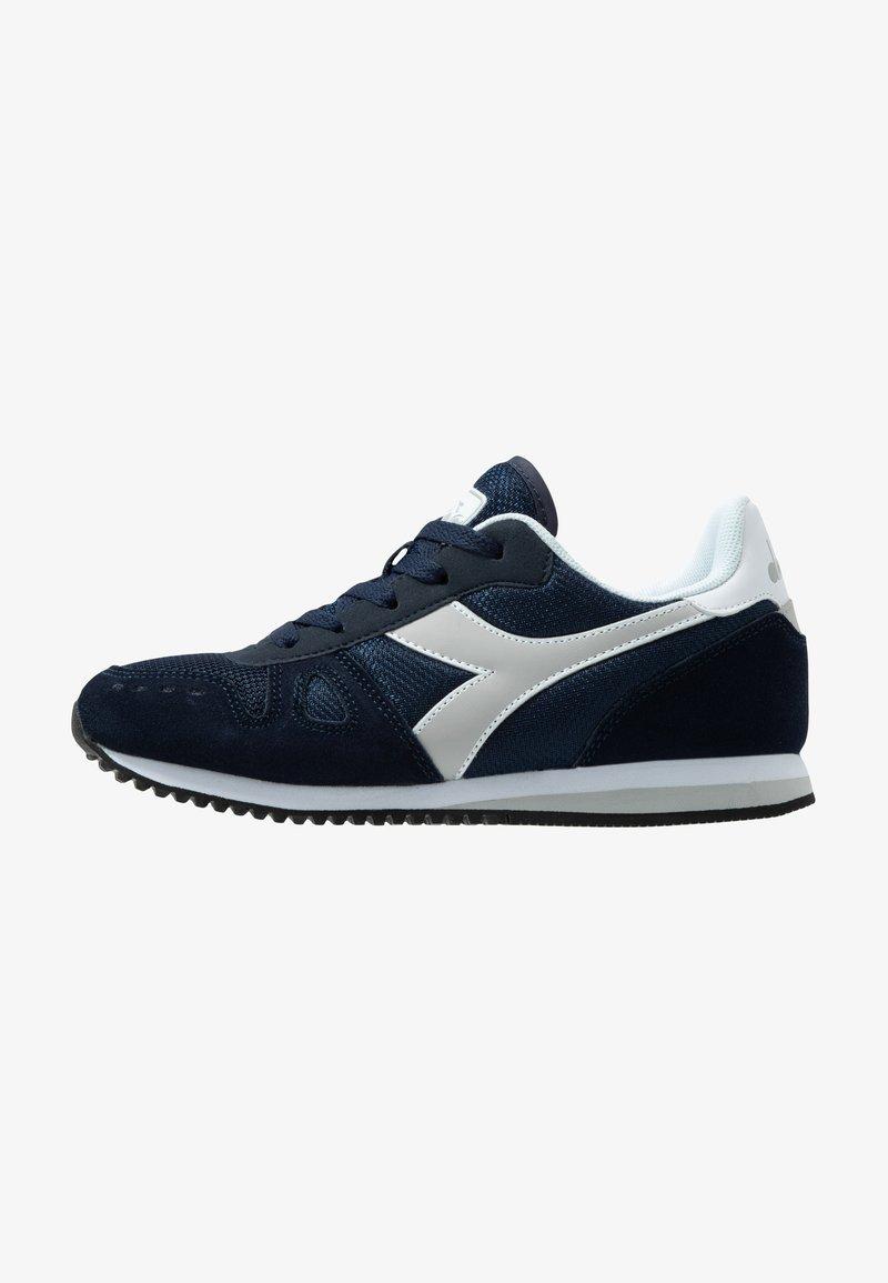 Diadora - SIMPLE RUN - Neutrální běžecké boty - blue corsair