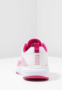 Diadora - FLAMINGO 3 - Chaussures de running neutres - white/bright rose - 4