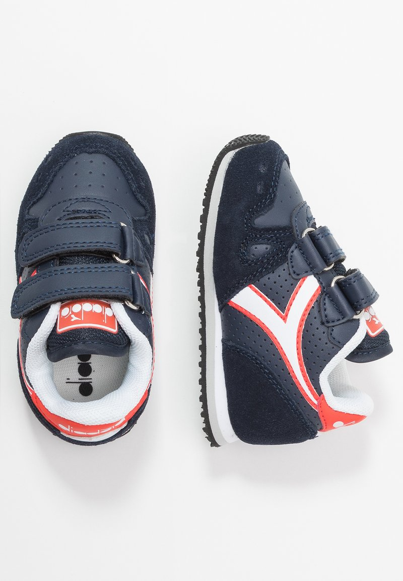 Diadora - SIMPLE RUN UP  - Scarpe da fitness - blue denim
