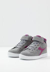 Diadora - GAME S HIGH  - Sneaker high - paloma grey - 3