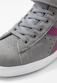 Diadora - GAME S HIGH  - Sneaker high - paloma grey - 2
