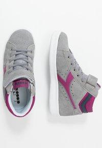 Diadora - GAME S HIGH  - Sneaker high - paloma grey - 0