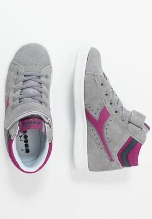 GAME S HIGH  - Zapatillas altas - paloma grey